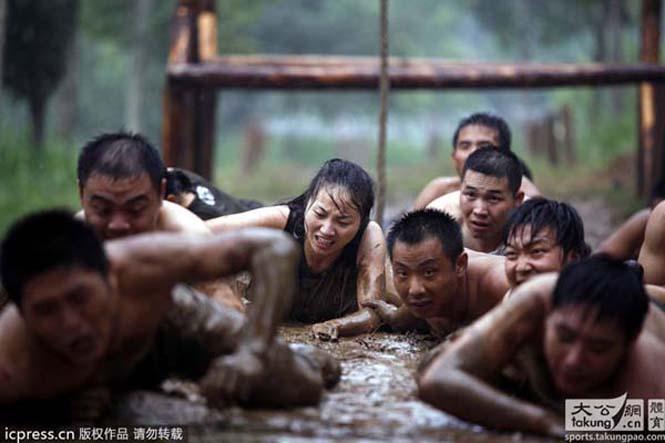 Γυναίκες σωματοφύλακες στην Κίνα (13)