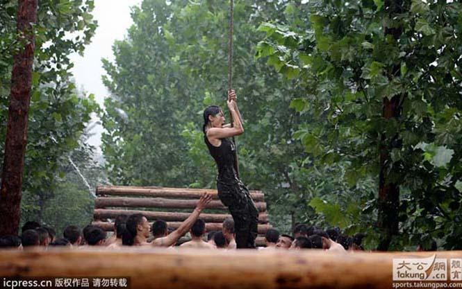 Γυναίκες σωματοφύλακες στην Κίνα (14)