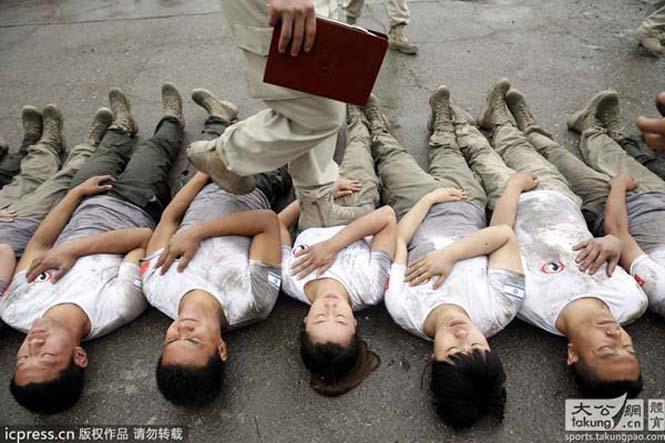 Γυναίκες σωματοφύλακες στην Κίνα (16)