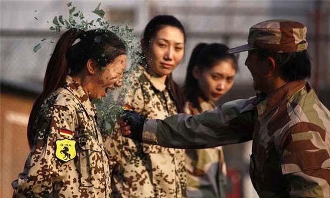 Γυναίκες σωματοφύλακες στην Κίνα (18)