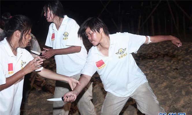 Γυναίκες σωματοφύλακες στην Κίνα (20)