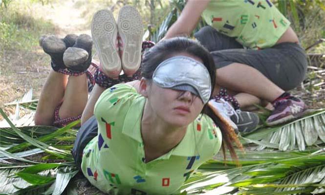 Γυναίκες σωματοφύλακες στην Κίνα (22)