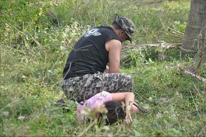 Γυναίκες σωματοφύλακες στην Κίνα (24)