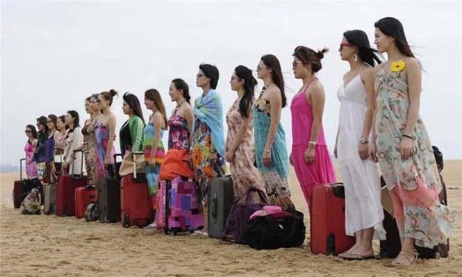 Γυναίκες σωματοφύλακες στην Κίνα (25)