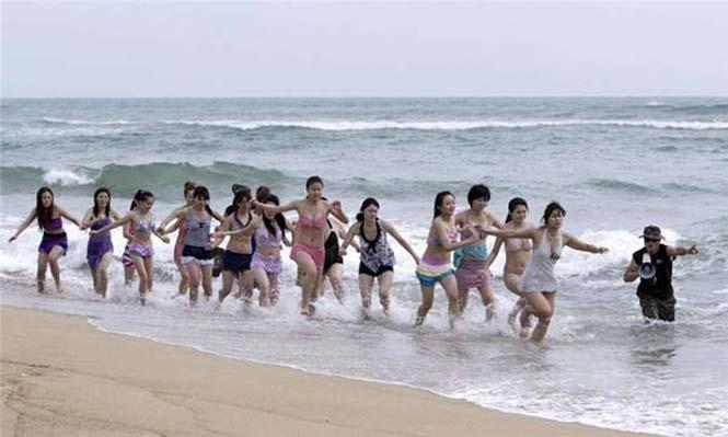 Γυναίκες σωματοφύλακες στην Κίνα (29)