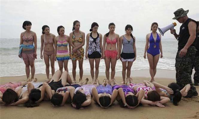 Γυναίκες σωματοφύλακες στην Κίνα (30)