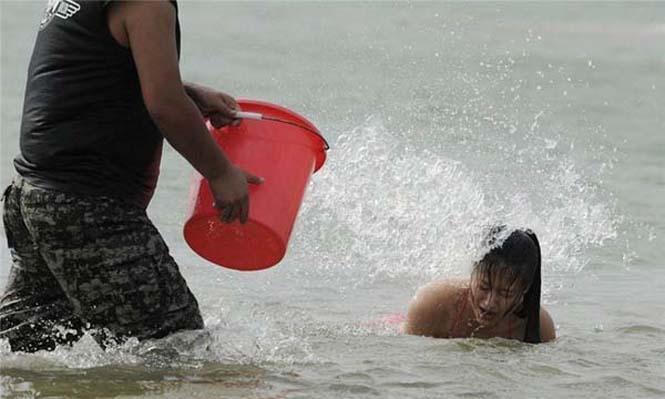 Γυναίκες σωματοφύλακες στην Κίνα (32)
