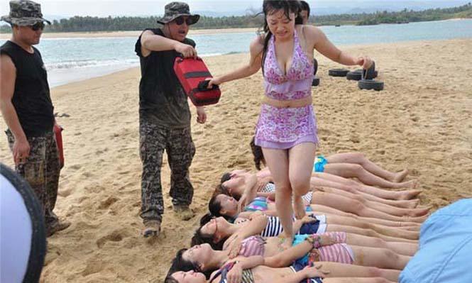Γυναίκες σωματοφύλακες στην Κίνα (35)