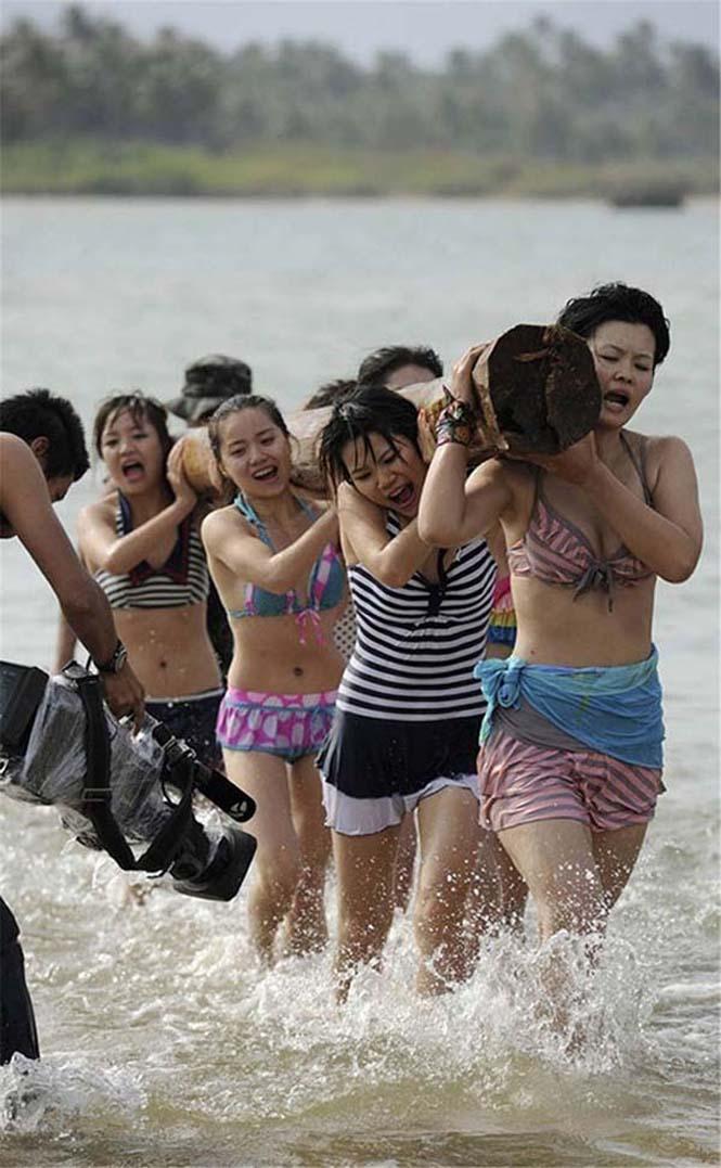 Γυναίκες σωματοφύλακες στην Κίνα (36)