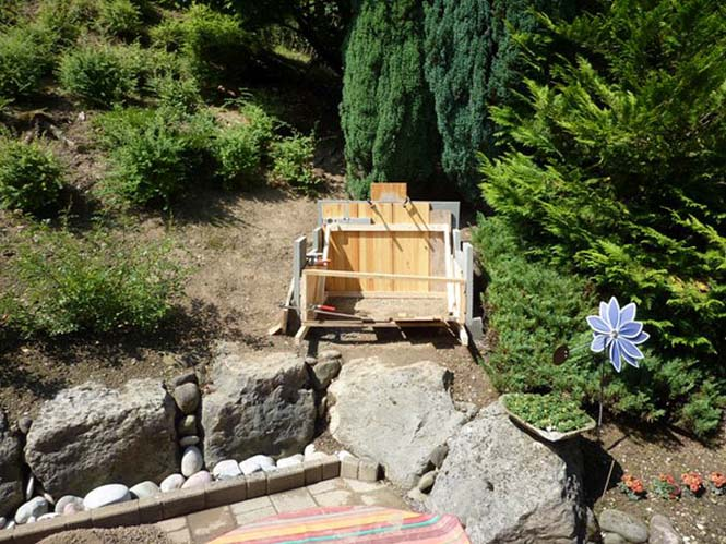 Η κατασκευή ενός ξυλόφουρνου (2)