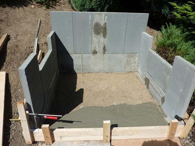 Η κατασκευή ενός ξυλόφουρνου (3)