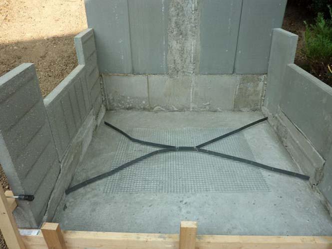 Η κατασκευή ενός ξυλόφουρνου (5)
