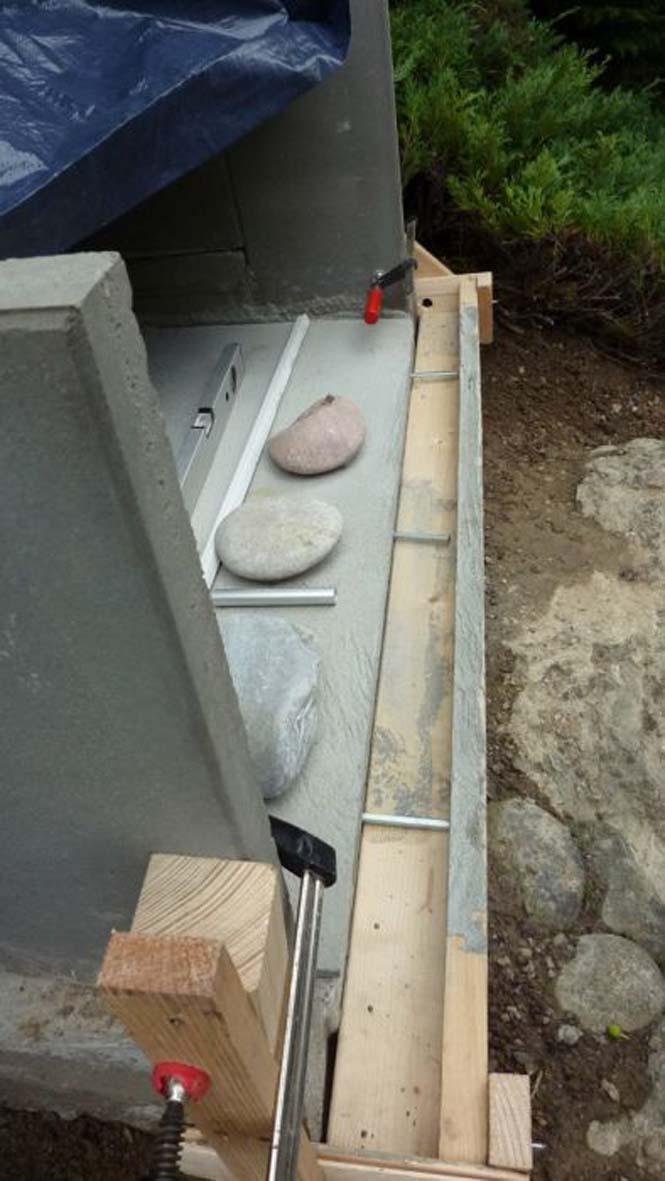 Η κατασκευή ενός ξυλόφουρνου (6)