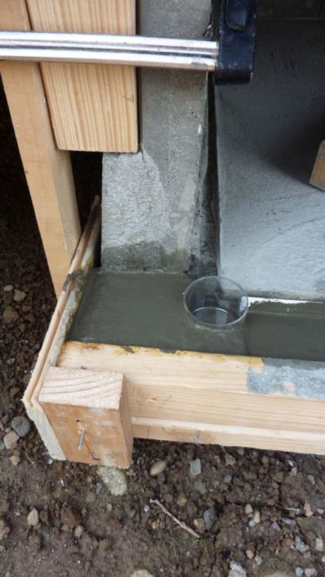 Η κατασκευή ενός ξυλόφουρνου (7)