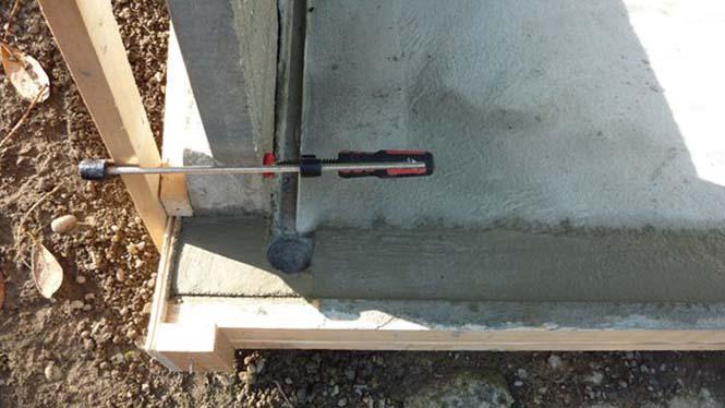 Η κατασκευή ενός ξυλόφουρνου (8)