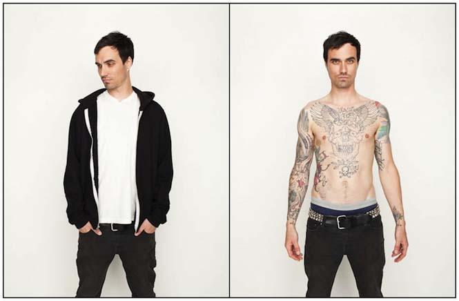 Κρυμμένα τατουάζ κάτω από τα ρούχα (1)