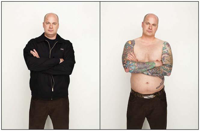 Κρυμμένα τατουάζ κάτω από τα ρούχα (2)