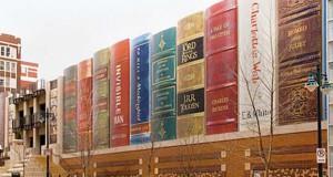 Το εντυπωσιακό κτήριο βιβλιοθήκη στο Κάνσας