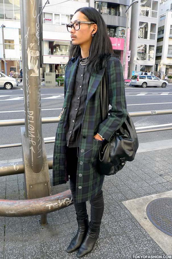 Η μόδα στους δρόμους του Τόκιο (1)