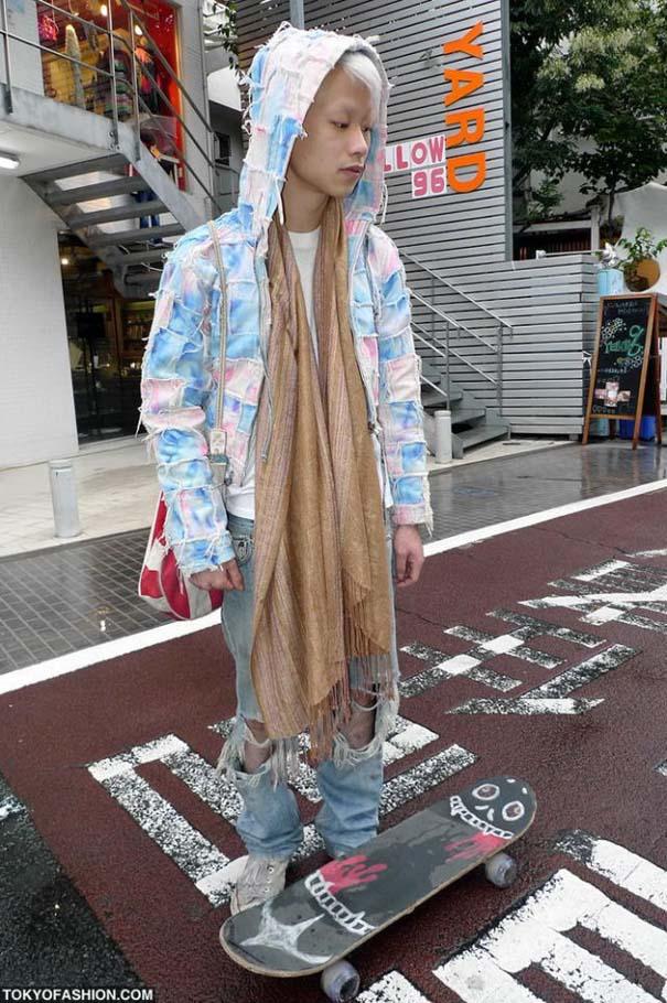 Η μόδα στους δρόμους του Τόκιο (3)
