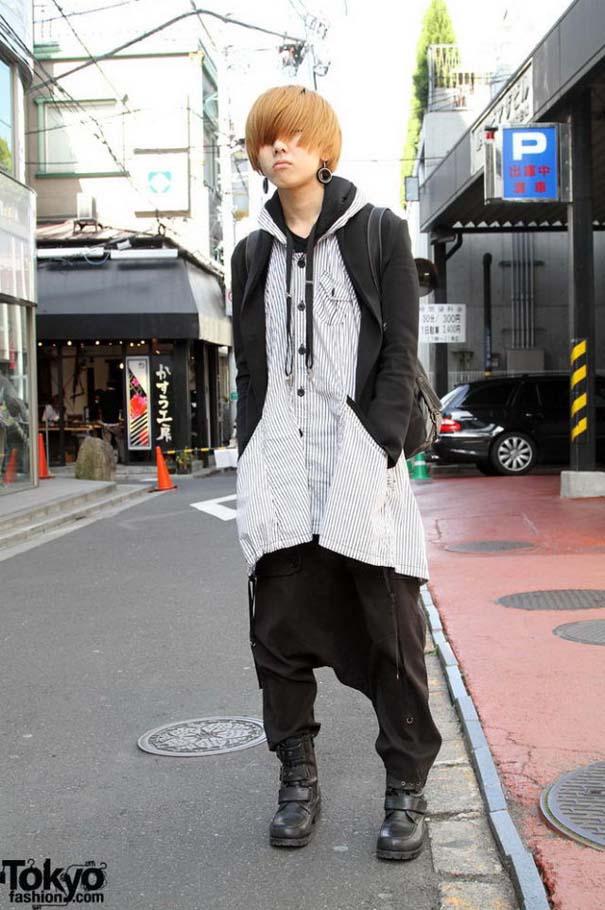 Η μόδα στους δρόμους του Τόκιο (7)