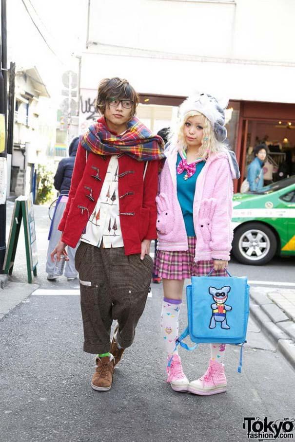 Η μόδα στους δρόμους του Τόκιο (9)