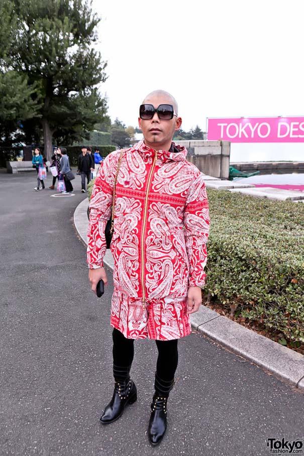 Η μόδα στους δρόμους του Τόκιο (13)