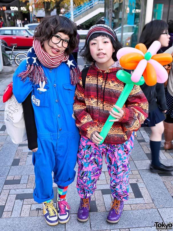 Η μόδα στους δρόμους του Τόκιο (14)