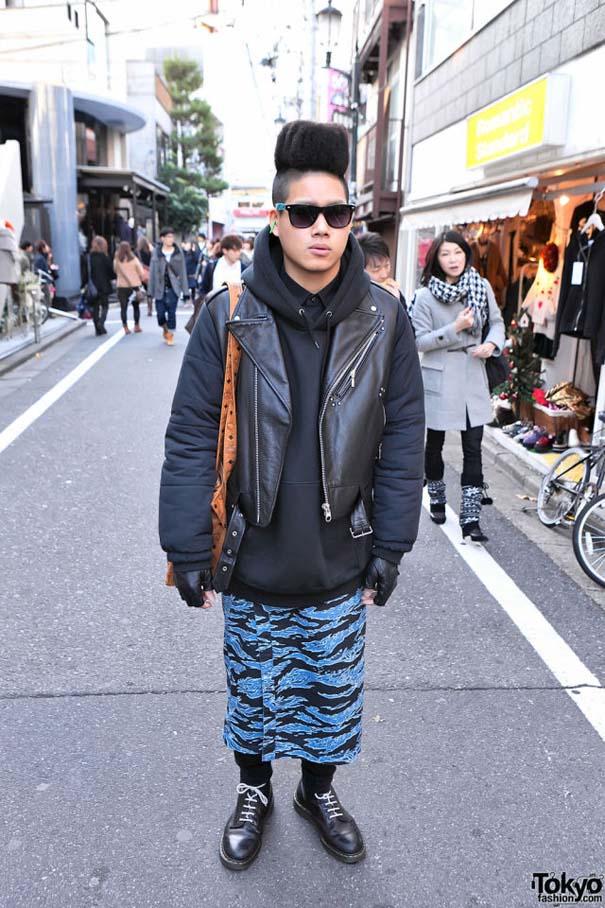 Η μόδα στους δρόμους του Τόκιο (18)