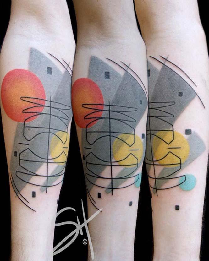 Μοντέρνα τατουάζ από την Steph Hanlon (3)