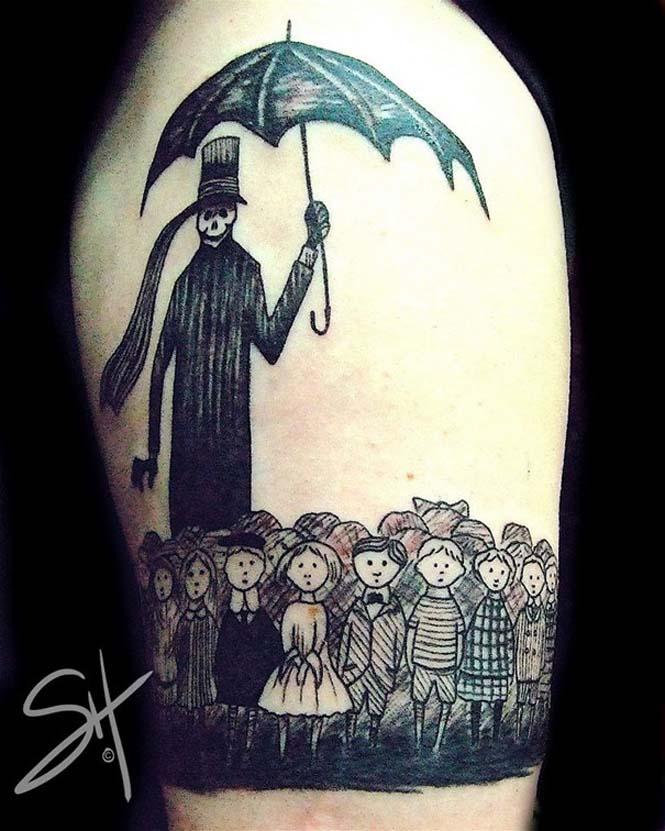 Μοντέρνα τατουάζ από την Steph Hanlon (6)