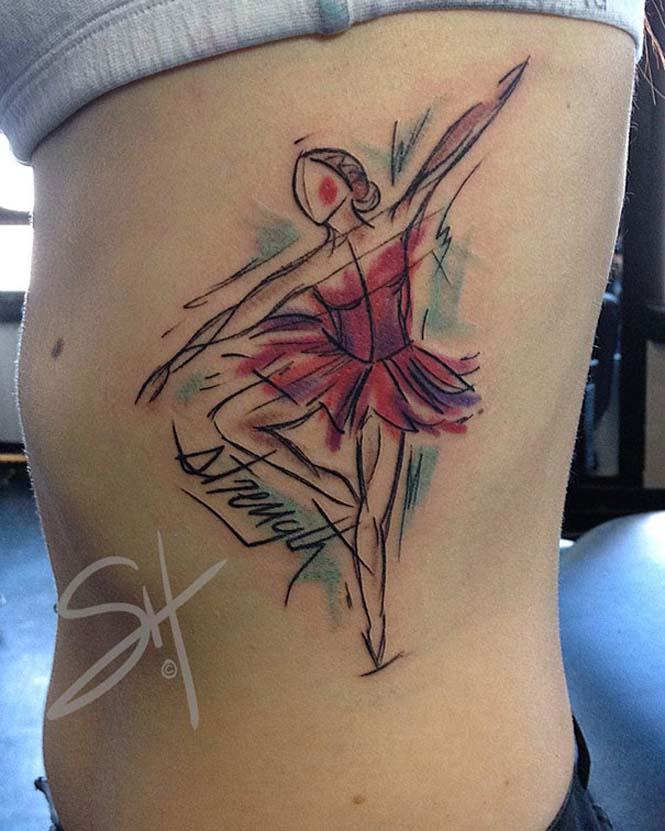 Μοντέρνα τατουάζ από την Steph Hanlon (7)