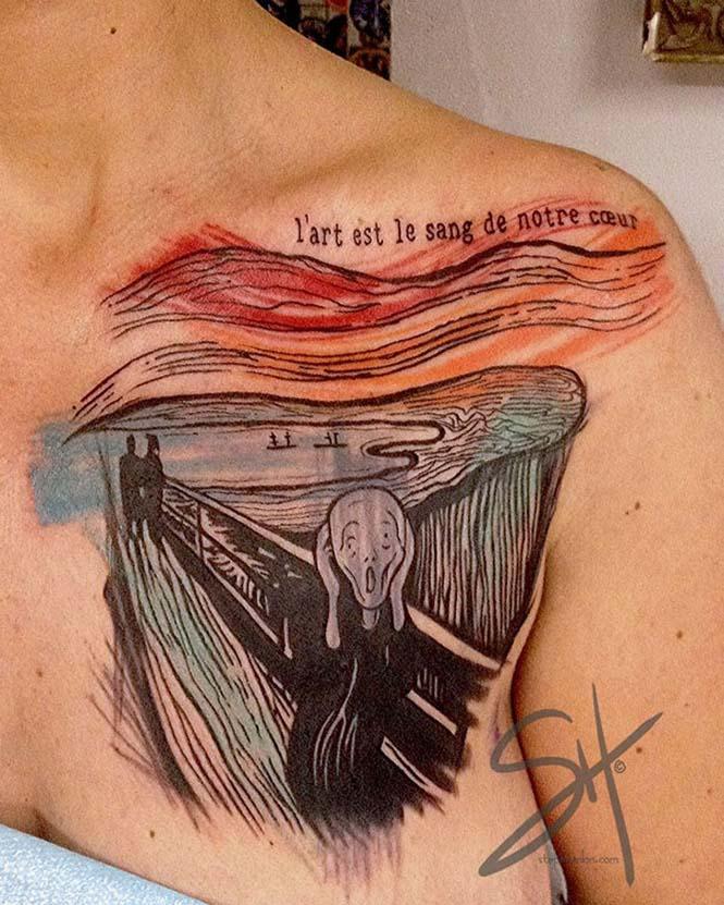 Μοντέρνα τατουάζ από την Steph Hanlon (18)