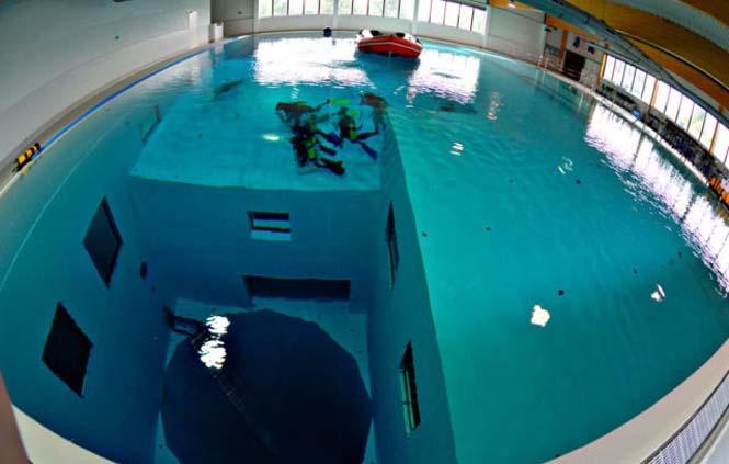 Nemo 33: Η πιο βαθιά πισίνα στον κόσμο (8)