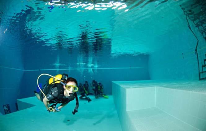 Nemo 33: Η πιο βαθιά πισίνα στον κόσμο (11)