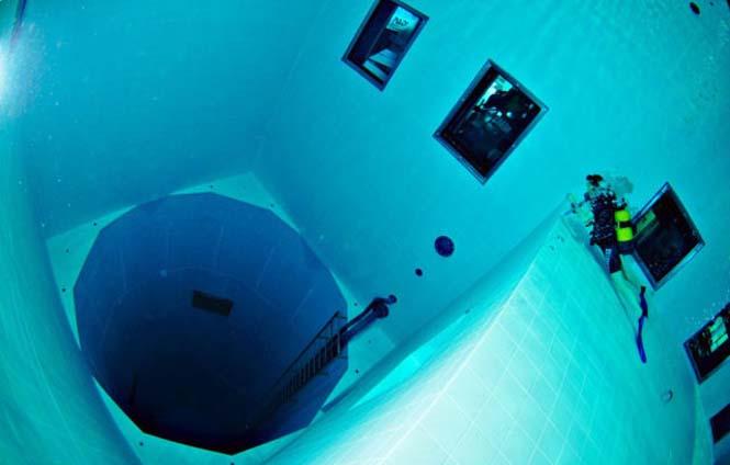Nemo 33: Η πιο βαθιά πισίνα στον κόσμο (12)