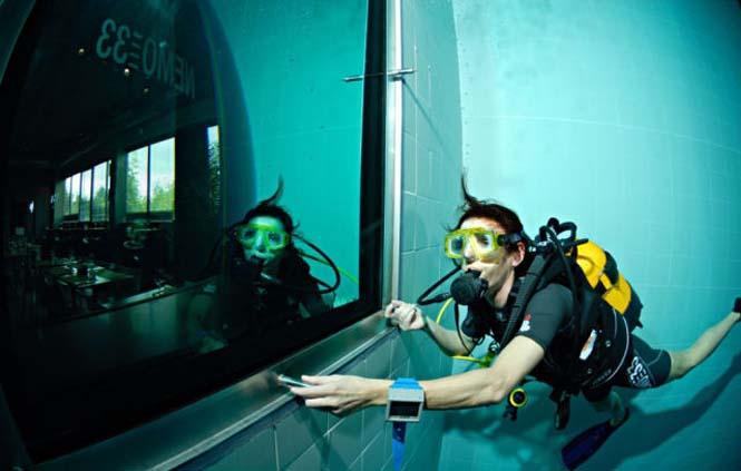 Nemo 33: Η πιο βαθιά πισίνα στον κόσμο (13)