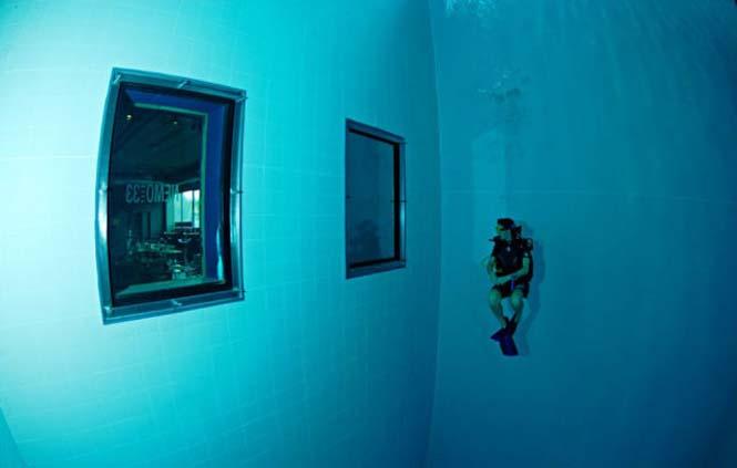 Nemo 33: Η πιο βαθιά πισίνα στον κόσμο (14)