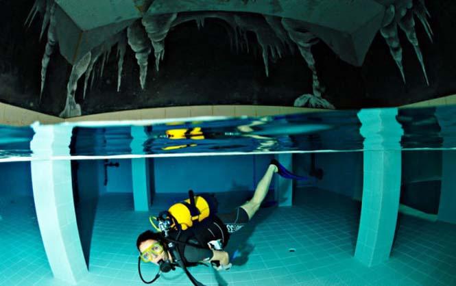 Nemo 33: Η πιο βαθιά πισίνα στον κόσμο (15)