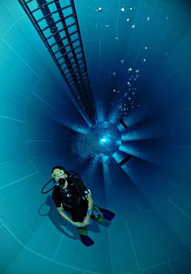 Nemo 33: Η πιο βαθιά πισίνα στον κόσμο (17)