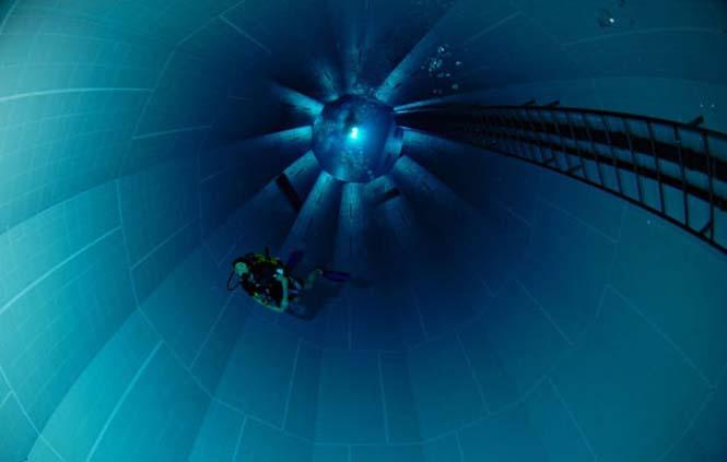 Nemo 33: Η πιο βαθιά πισίνα στον κόσμο (18)