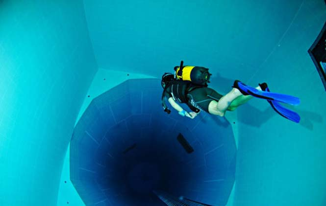 Nemo 33: Η πιο βαθιά πισίνα στον κόσμο (20)
