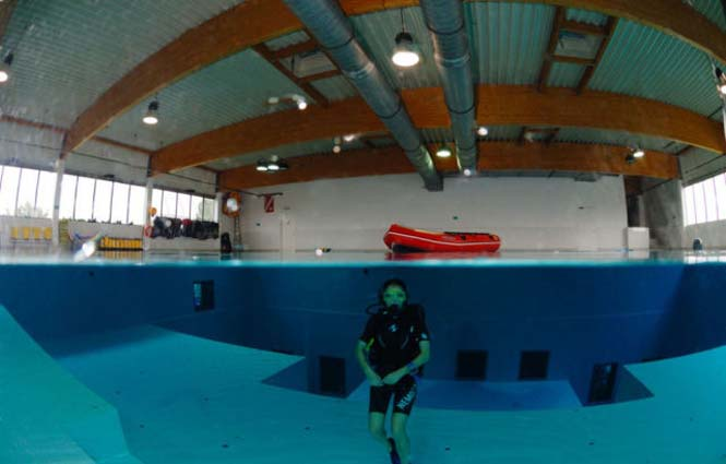 Nemo 33: Η πιο βαθιά πισίνα στον κόσμο (21)