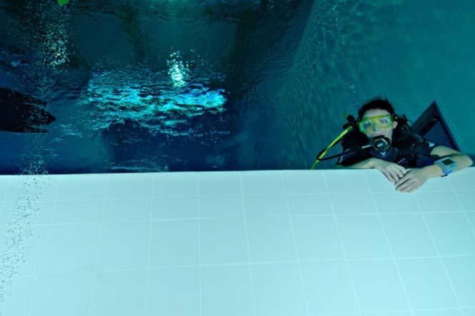 Nemo 33: Η πιο βαθιά πισίνα στον κόσμο (23)