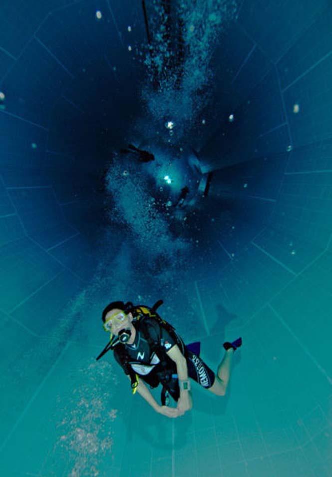 Nemo 33: Η πιο βαθιά πισίνα στον κόσμο (25)
