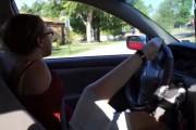 Οδηγώντας με τα πόδια
