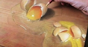 Εντυπωσιακές οφθαλμαπάτες σε ξύλο