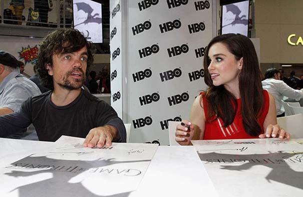 Όταν οι πρωταγωνιστές του Game of Thrones... ξεσαλώνουν! (24)