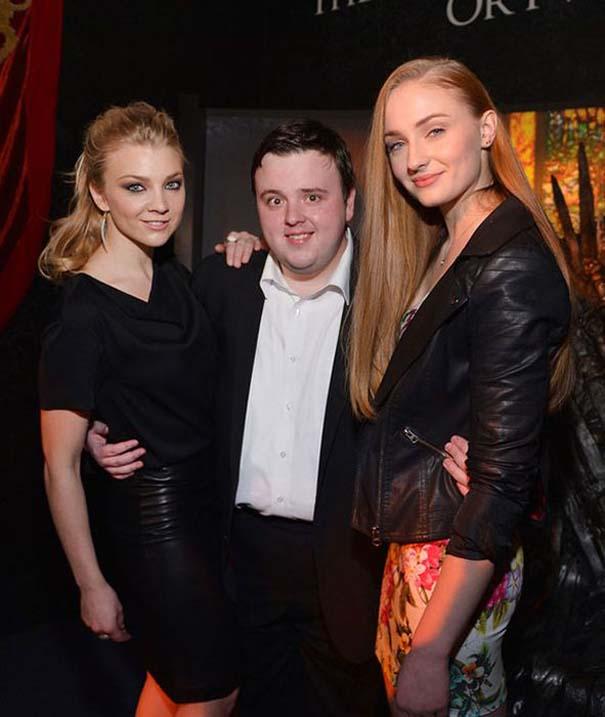 Όταν οι πρωταγωνιστές του Game of Thrones... ξεσαλώνουν! (26)