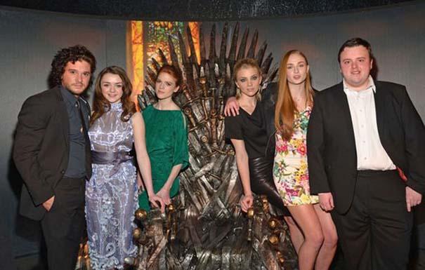 Όταν οι πρωταγωνιστές του Game of Thrones... ξεσαλώνουν! (29)
